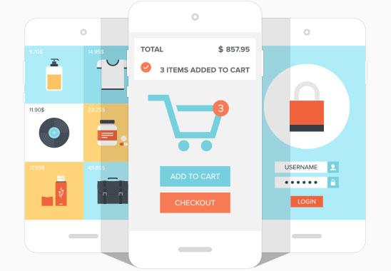 Fonctionnalités sur application mobile